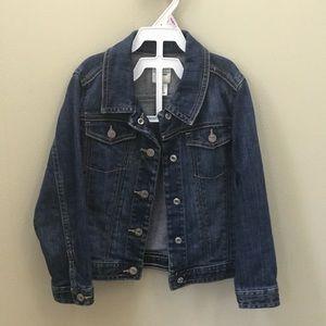 Girls denim jacket 4t